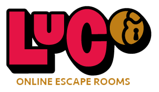 Luco Games Logo with Slight Glow